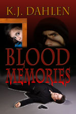 BLOOD MEMORIES COVER