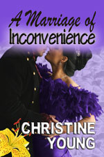 A MARRIAGE OF INCONVENIENCE cover