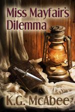 MISS MAYFAIR'S DILEMMA cover