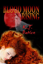 Blood Moon Rising cover