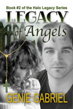 LEGACY OF ANGELS cover