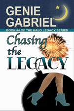 CHASING THE LEGACY cover update