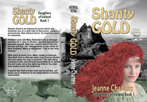 Shanty Gold cover